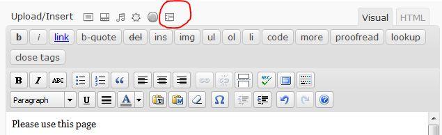 Wordpress contact form customization